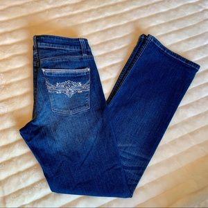 WHBM denim jeans